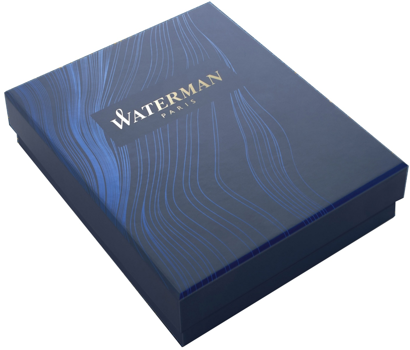 Набор Waterman 2020: перьевая Expert 3 Essential, Laque Black CT (Перо M) + чехол для ручки, фото 2