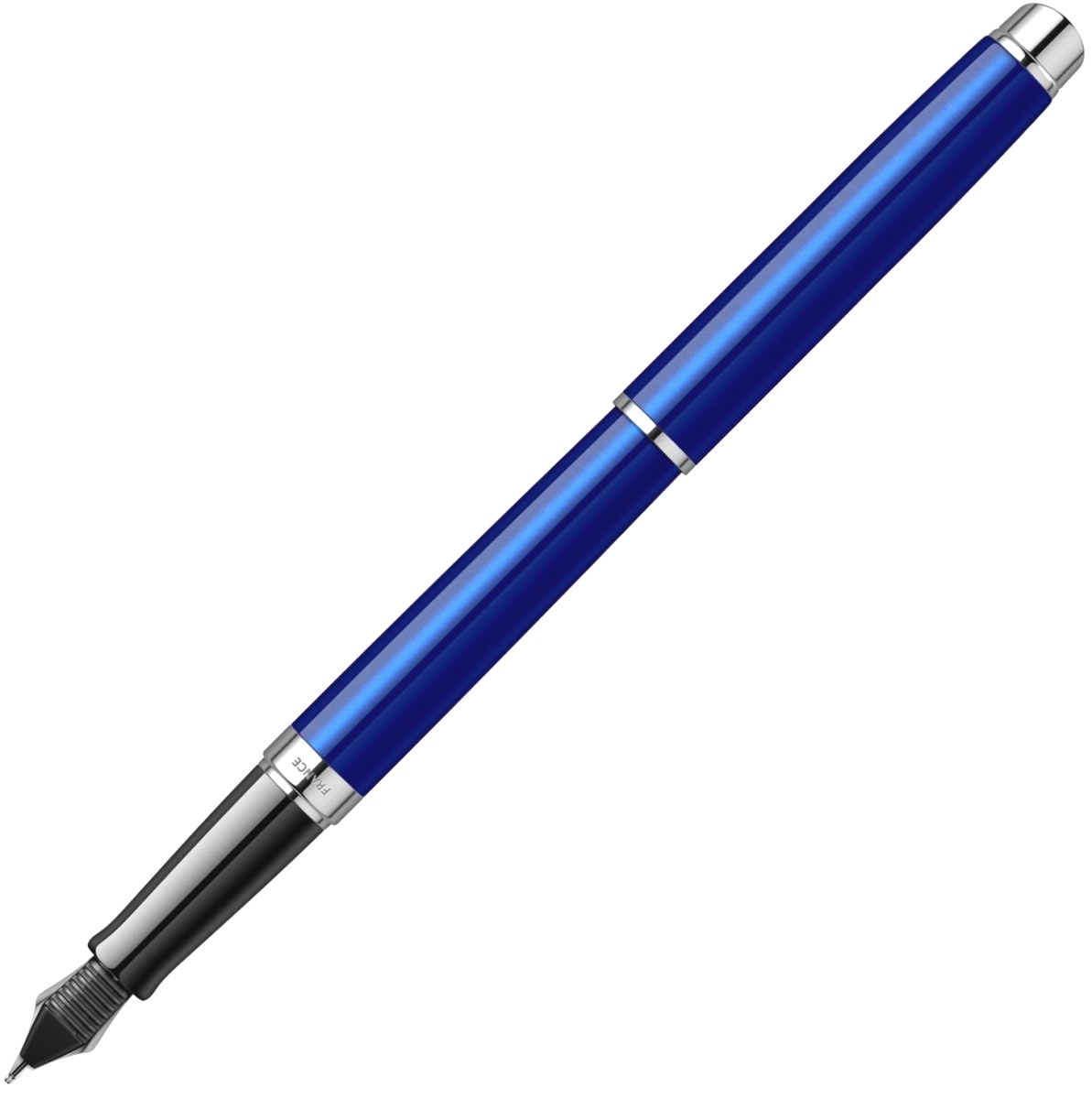 Ручка перьевая Waterman Hemisphere 2018, Bright Blue CT (Перо F), фото 3