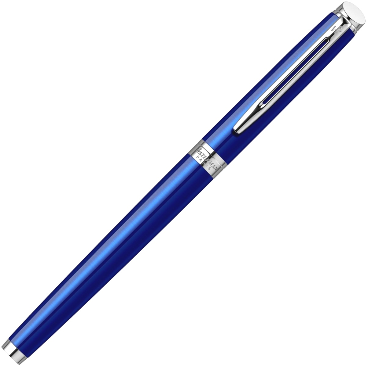 Ручка перьевая Waterman Hemisphere 2018, Bright Blue CT (Перо F), фото 6