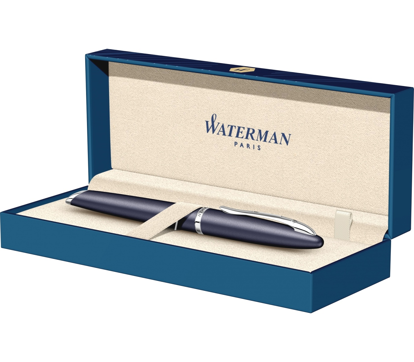 Ручка-роллер Waterman Carene, Charcoal Grey ST, фото 8