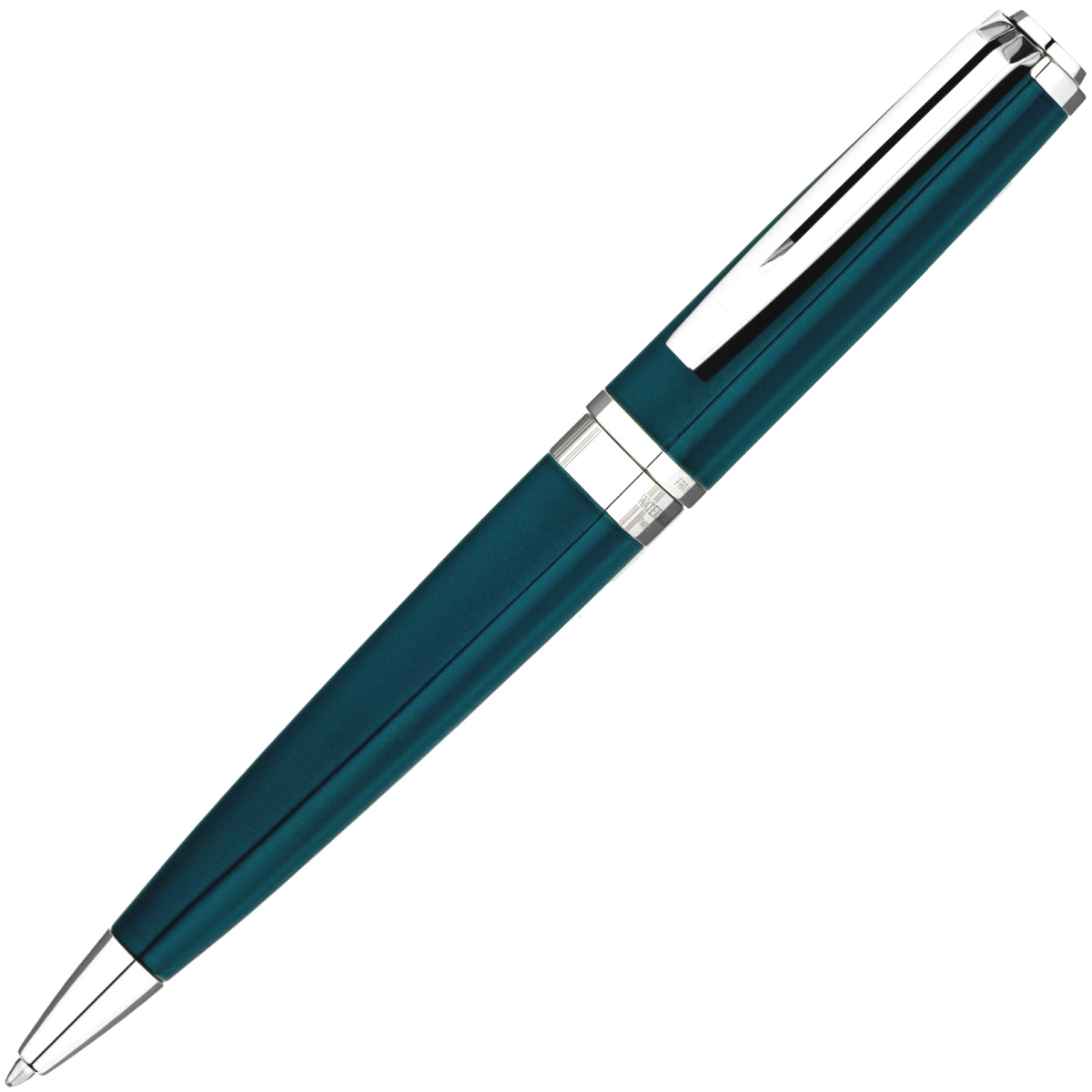 Шариковая ручка Waterman Exception Slim, Green Lacquer ST